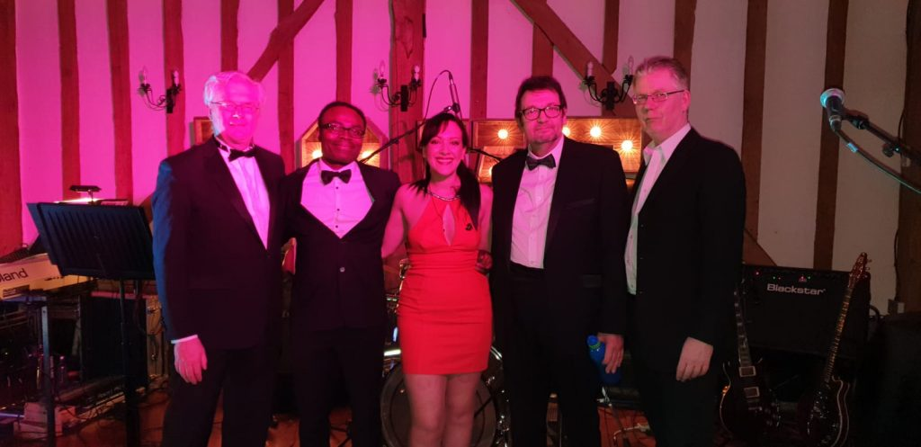 wedding band in Basildon