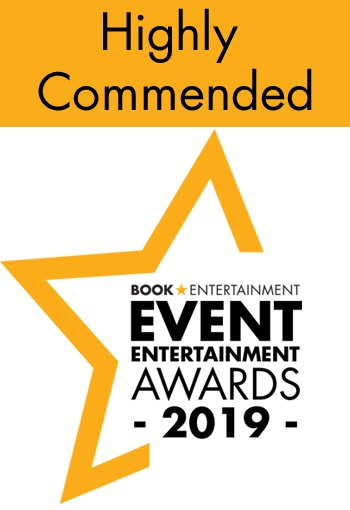Firefly Highly Commended Wedding Band of the Year South West 2019