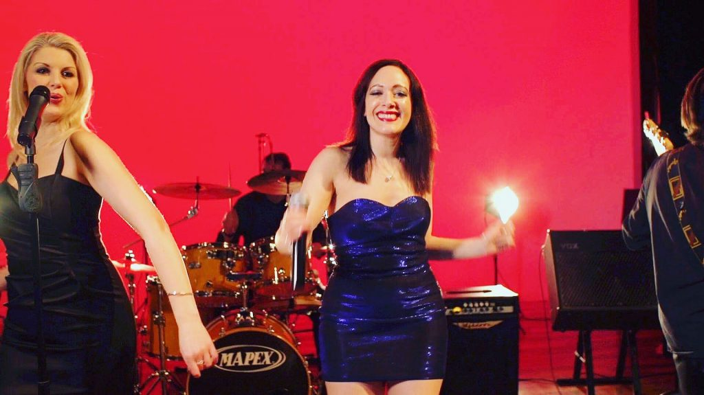Firefly band for hire for weddings, functions and parties